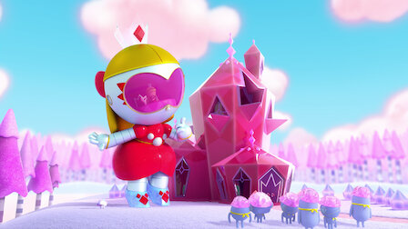 Watch Princess Grizbot. Episode 1 of Season 1.