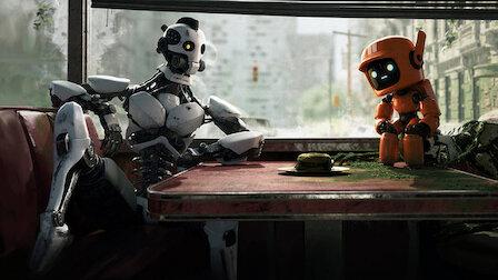 Watch THREE ROBOTS. Episode 2 of Season 1.