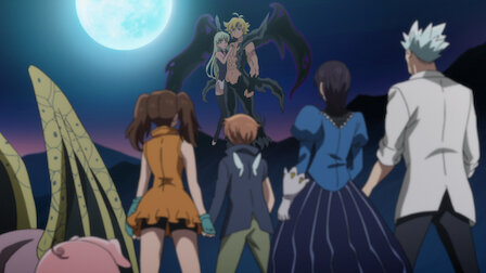 Watch The Seven Deadly Sins End. Episode 16 of Season 4.