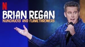 Brian Regan: Nunchucks and Flamethrowers